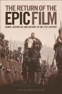Return of the Epic Film Book