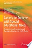 Careers For Students With Special Educational Needs