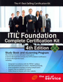 ITIL Foundation Complete Certification Kit   Fourth Edition