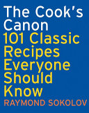The Cook s Canon