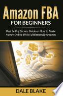 Amazon FBA For Beginners