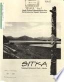 download ebook sitka national historical park, general management plan pdf epub