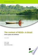 The context of REDD  in Brazil  Drivers  agents and institutions