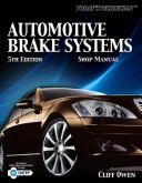 Shop Manual for Automotive Brake Systems