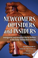 Newcomers Outsiders And Insiders