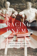 Racing the Enemy Book