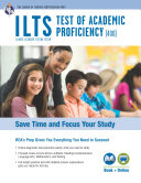 ILTS Test of Academic Proficiency  TAP  w Online Tests