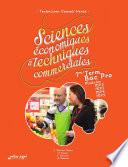 Sciences économiques et techniques commerciales 1e/Tle Bac Pro technicien