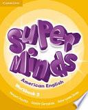 Super Minds American English Level 5 Workbook book