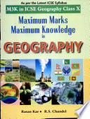 Maximum Marks Maximum Knowledge in Geography