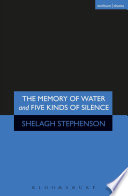 Memory of Water/Five Kinds of Silence Laurence Olivier Award For Best