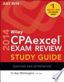 Wiley CPAexcel Exam Review 2014 Study Guide