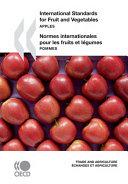 International Standards for Fruit and Vegetables Apples