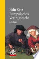 Europäisches Vertragsrecht