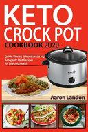 Keto Crock Pot Cookbook 2020