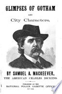 Glimpses Of Gotham And City Characters