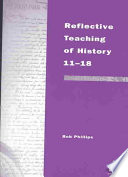 Reflective Teaching of History 11 18