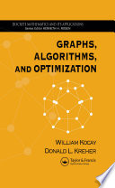 Graphs  Algorithms  and Optimization