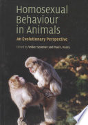 Homosexual Behaviour in Animals by