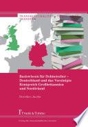 Basiswissen für Dolmetscher – Deutschland und das Vereinigte Königreich Großbritannien und Nordirland
