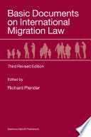 Basic Documents on International Migration Law