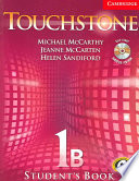 TOUCHSTONE 1B STUDENT S BOOK  CD1