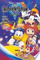 Book Kingdom Hearts  The Novel  light novel