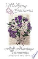 Wedding Sermons and Marriage Ceremonies