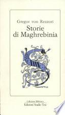 Storie di Maghrebinia