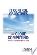 IT Control Objectives for Cloud Computing