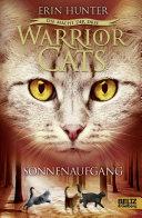 Warrior Cats Staffel 03 06  Die Macht der drei  Sonnenaufgang