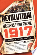 Revolution   Writings from Russia  1917