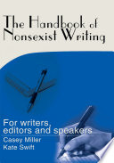 The Handbook of Nonsexist Writing