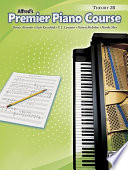 Premier Piano Course Theory  Bk 2B