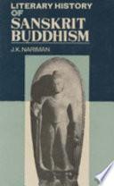 Literary History of Sanskrit Buddhism (from Winternitz, Sylvain Levi, Huber)