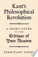 Kant s Philosophical Revolution