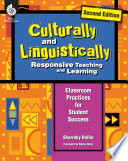Culturally and Linguistically Responsive Teaching and Learning  2nd Edition
