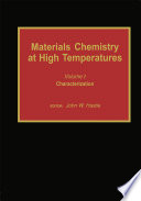 Materials Chemistry At High Temperatures book