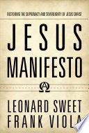 Jesus Manifesto : 1:18 christians have made the gospel about so...