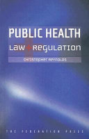Public Health Law and Regulation