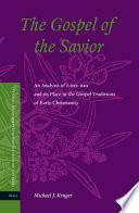 The Gospel of the Savior