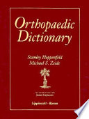 Orthopaedic Dictionary