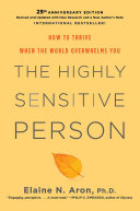download ebook the highly sensitive person pdf epub