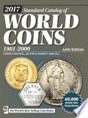 2017 Standard Catalog of World Coins  1901 2000
