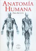 Anatomía humana para artistas