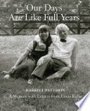 Our Days Are Like Full Years Book PDF