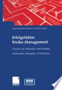 Erfolgsfaktor Risiko Management
