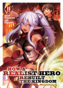 How A Realist Hero Rebuilt The Kingdom Light Novel  book