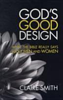 God s Good Design