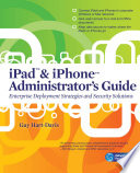 iPad   iPhone Administrator s Guide